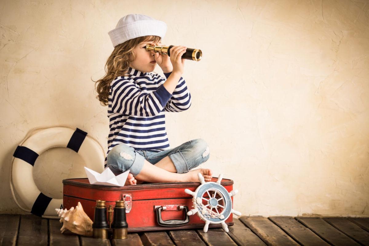 dziecko na pokładzie