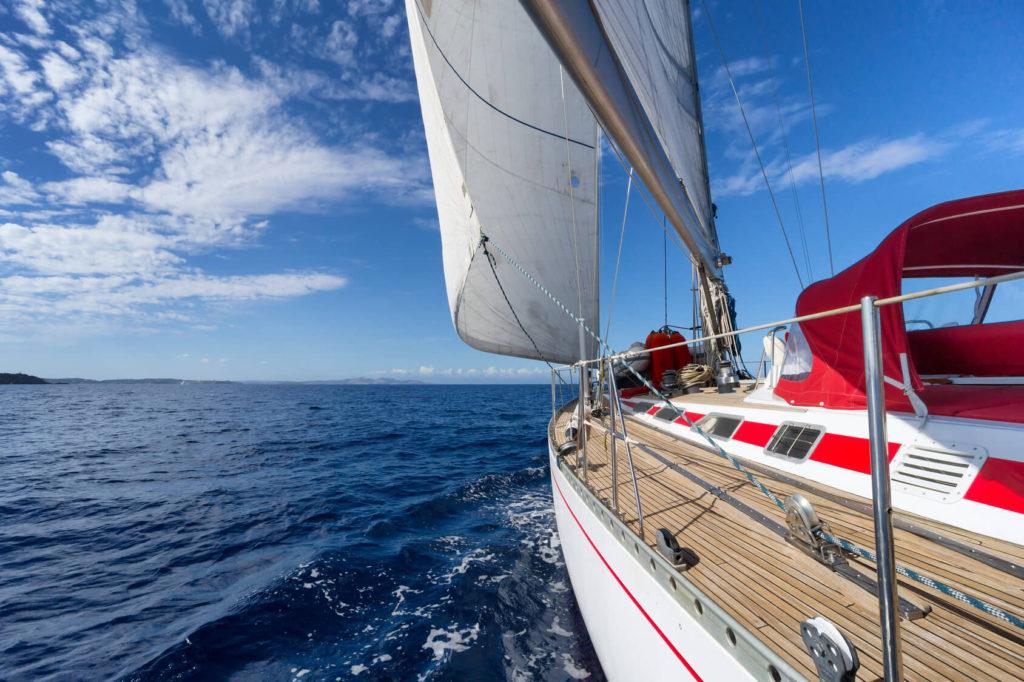 Czarter jachtu