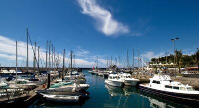 Jachty w Portugalii