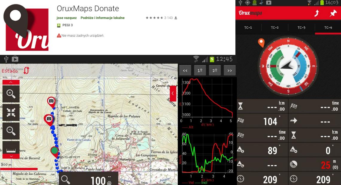 OruxMaps Donate