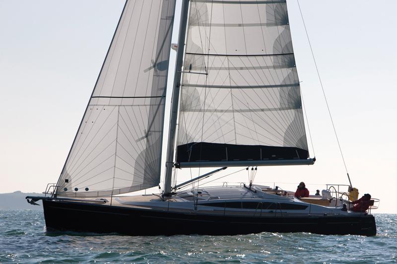 Jacht Delphia 47