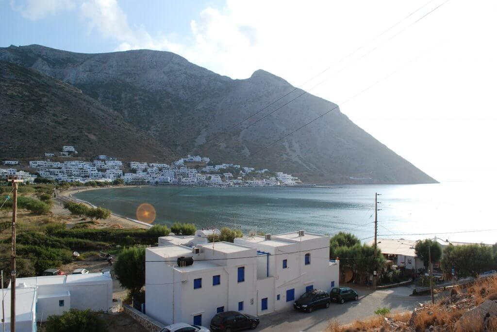 Cyklady Grecja