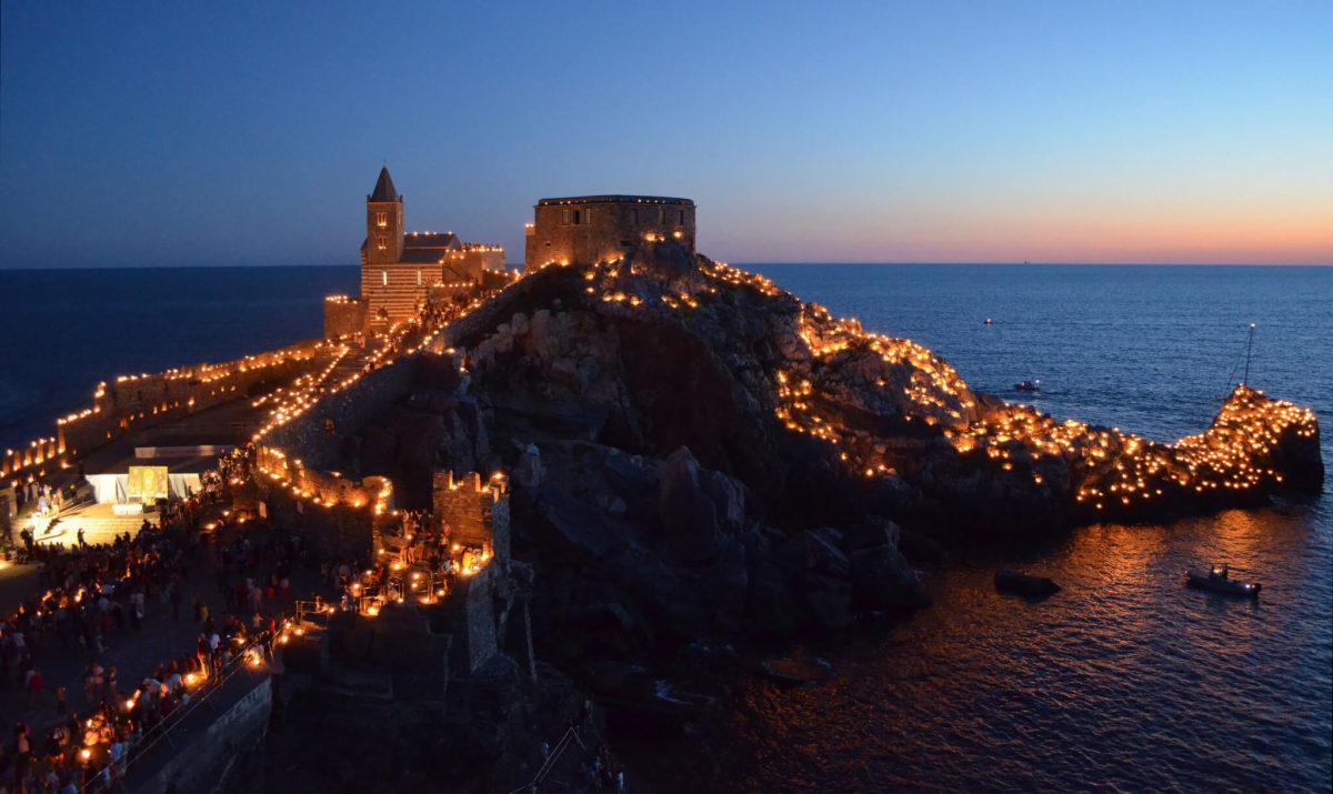 Portovenere nocą