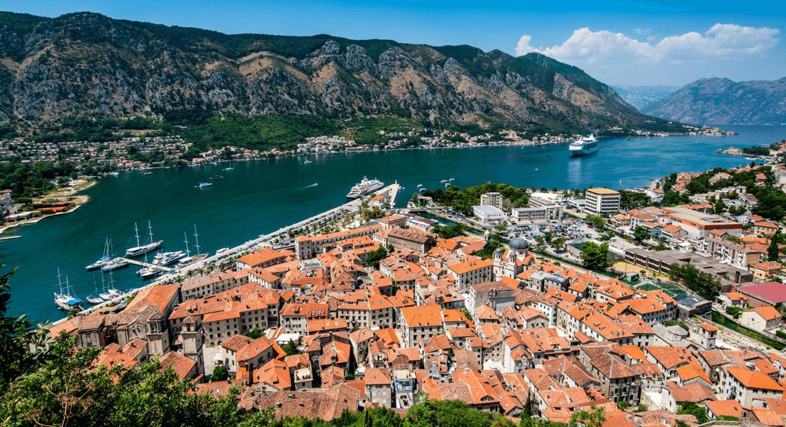 Czarnogóra czarter jachtu