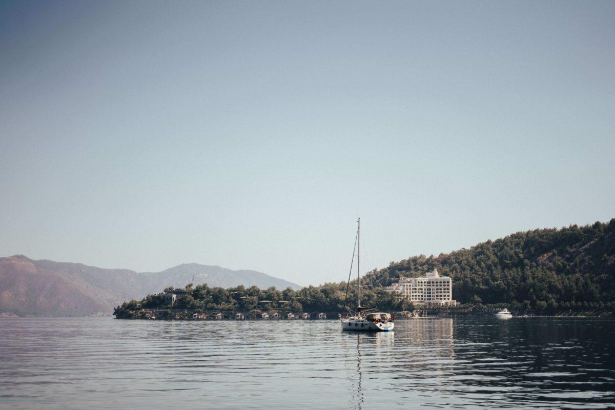 Tureckie wybrzeże