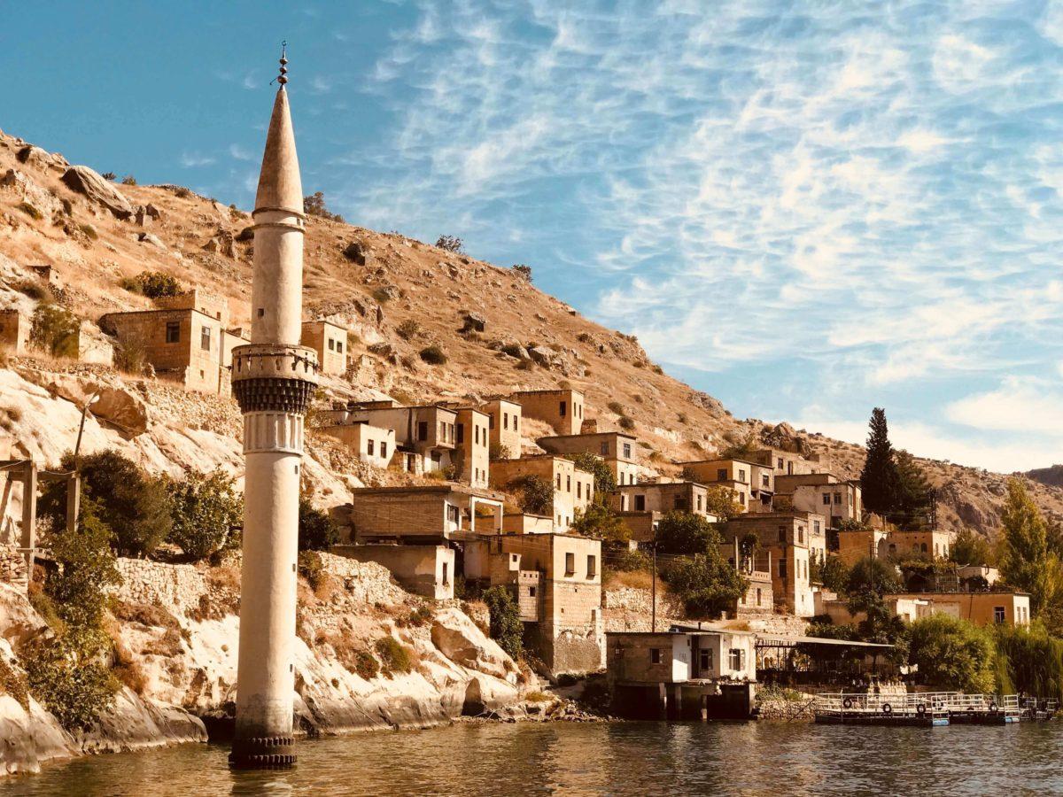 Piękna pogoda w Turcji