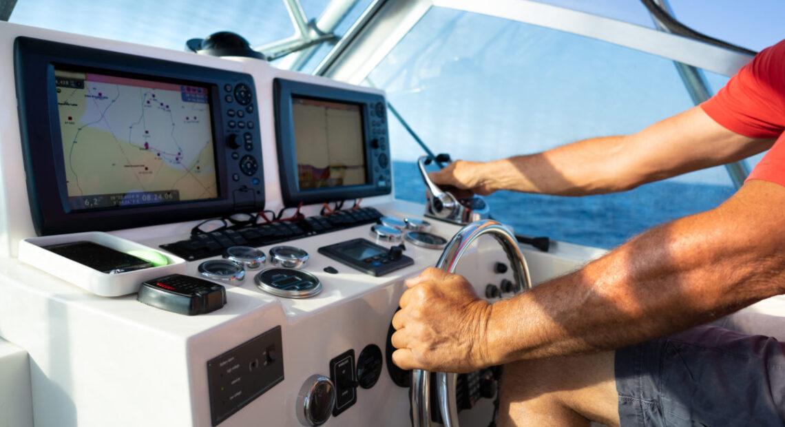 Dokumenty jachtu