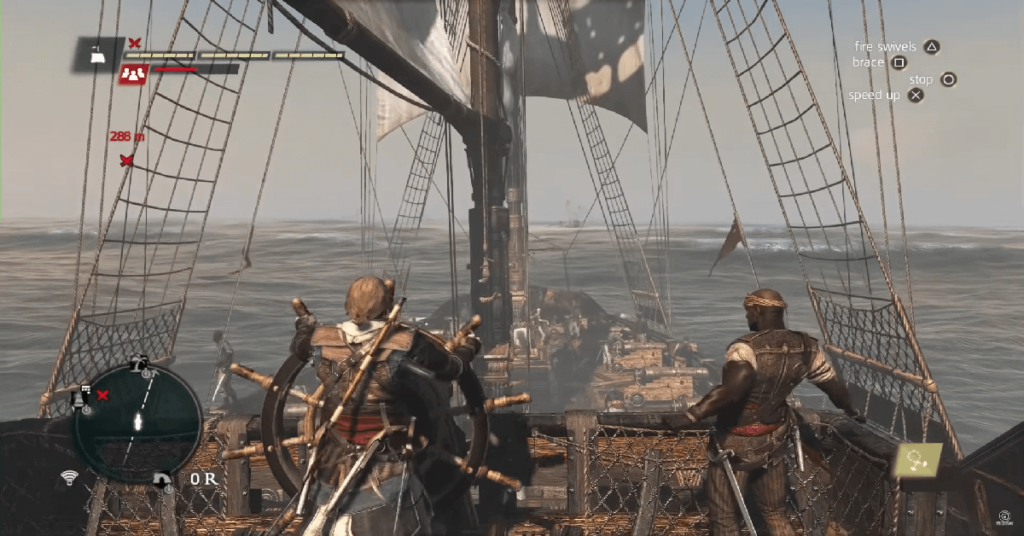 Screen z gry Assassins Creed 4 Black Flag