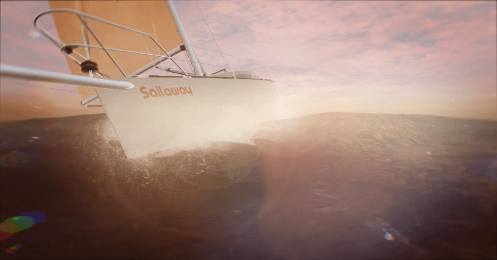 Screen z gry Sailaway the Sailing Simulator