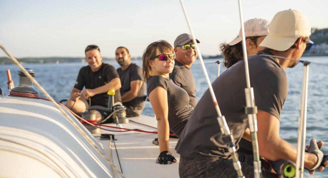 czarter jachtu z kapitanem