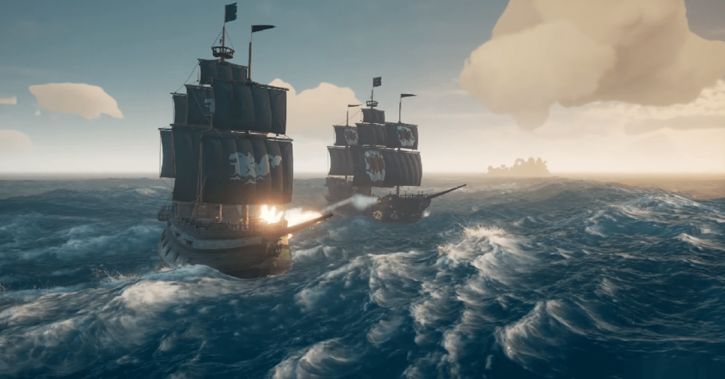Screen z gry Sea of Thieves