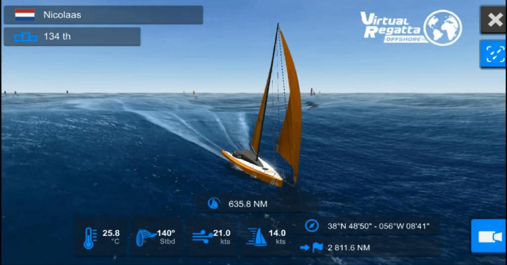 screen z gry virtual regatta