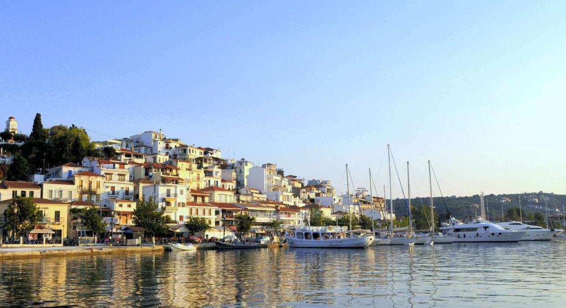Спорады – путеводитель по Греции